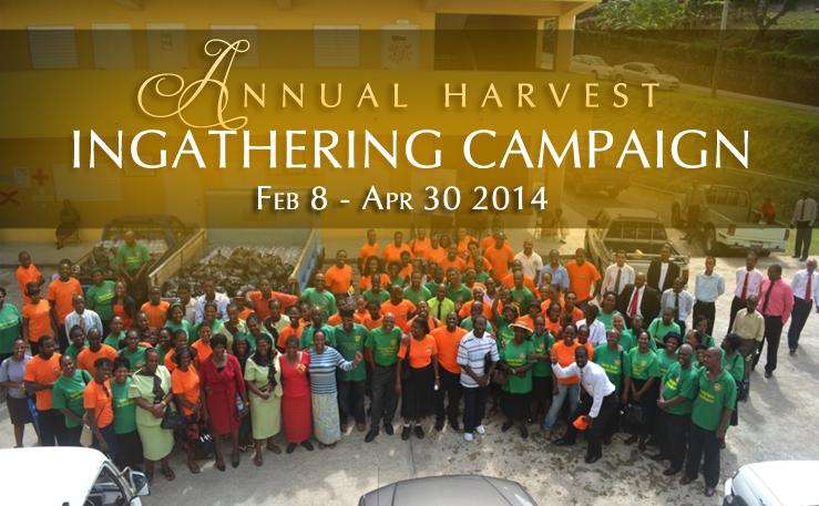 Ingathering Campaign 2014