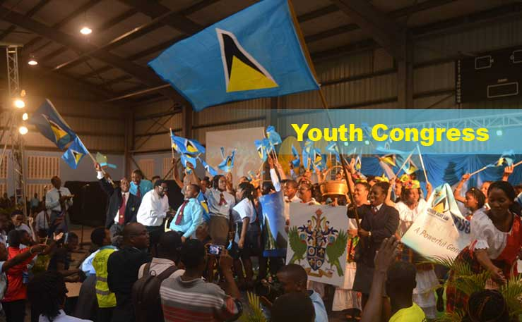Territory-wide youth congress in the English Caribbean in 42 years