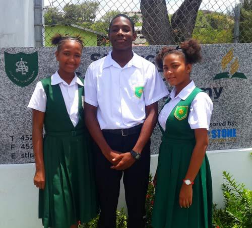 Saint Lucia Mission of Seventh-day Adventists   Three High School