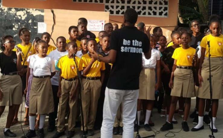Seventh Day Adventists Hit the Streets & Communities