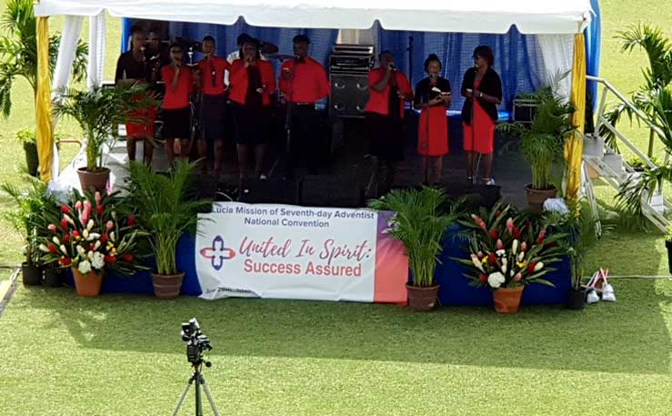 Saint Lucia Mission of Seventh-day Adventists